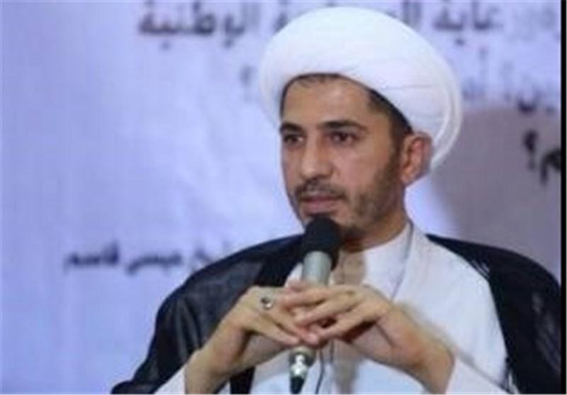 الشیخ علی سلمان