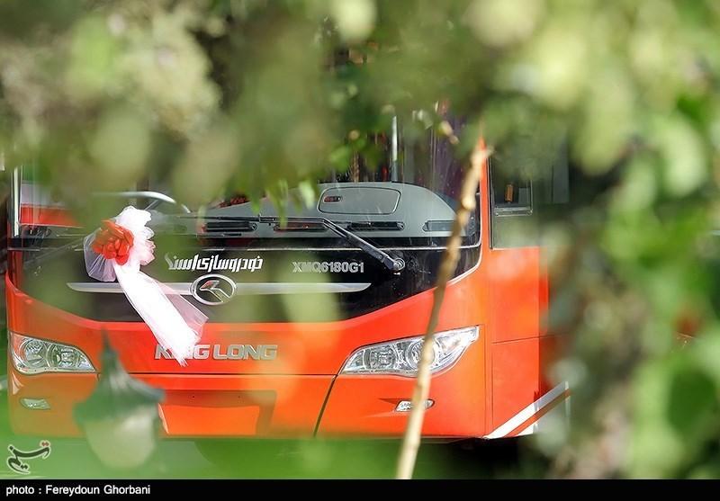 واکنش مدیرعامل اتوبوسرانی مشهد به جمعآوری نردههای خط 3 بی.آر.تی مشهد
