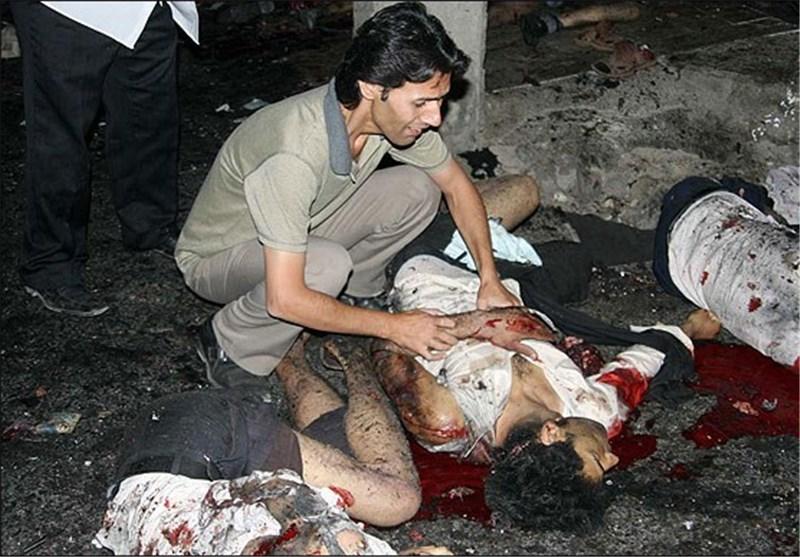 بازخوانی انفجار تروریستی مسجد جامع زاهدان توسط گروهک ریگی