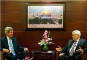دیدار کری و عباس برای توافق درباره مذاکرات سازش