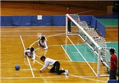 Iran Advances to IBSA Goalball Asia-Pacific C'ships Semis