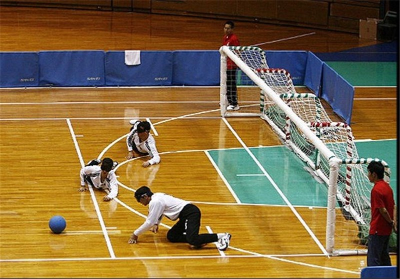 Iran to Play Finland at Goalball World Championships