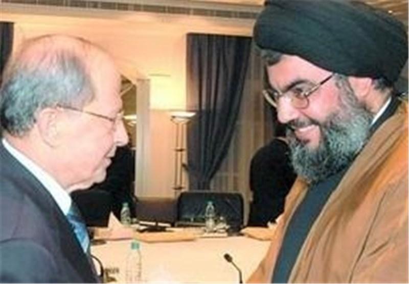 السید حسن نصر الله شخصیة العام 2013 فی لبنان