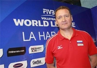 آندری وورونکوف، سرمربی تیم ملی والیبال روسیه