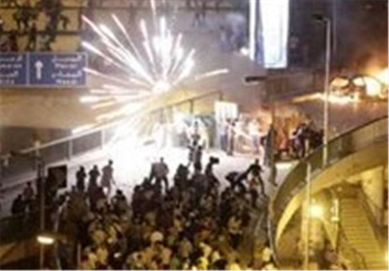 درگیری میان طرفداران و مخالفان مرسی در دمیاط/یک عضو اخوان المسلمین دستگیر شد