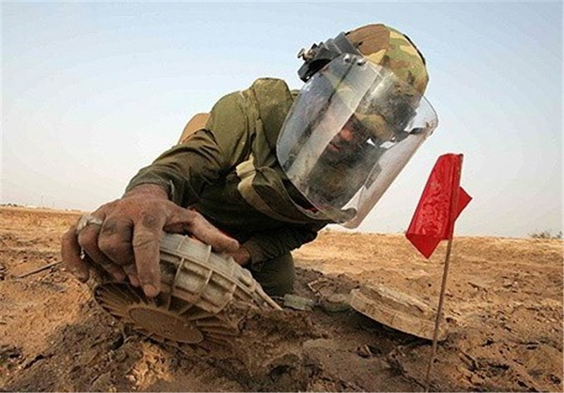 Official: Iran Clears over 4 Million Hectares of Minefields