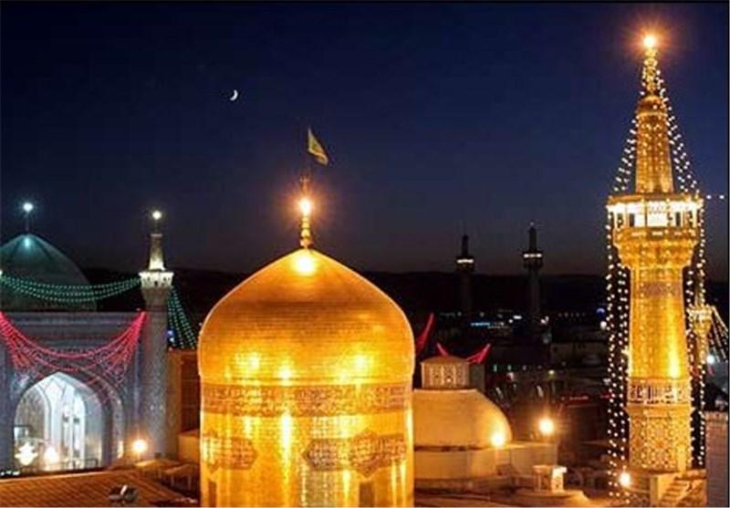 کتیبههای حرم مطهر رضوی، جلوه هنر اصیل ایرانی-اسلامی است
