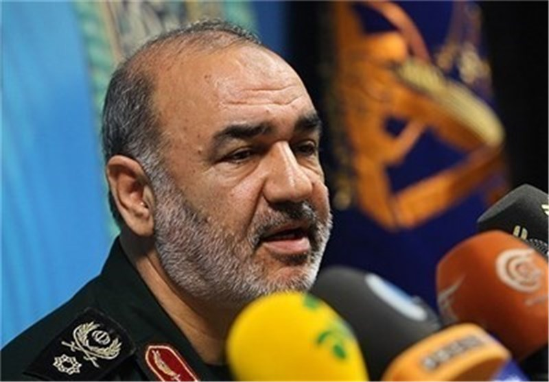 Commander: Iran Not to Accept Occupation