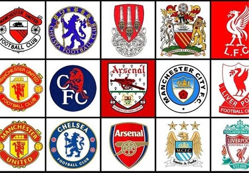لوگوی باشگاههای انگلیسی چه بود، چه شد؟ + تصاویر