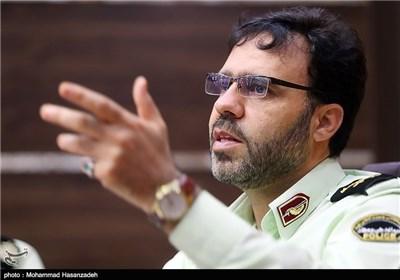 سردار منتظرالمهدی معاون اجتماعی ناجا