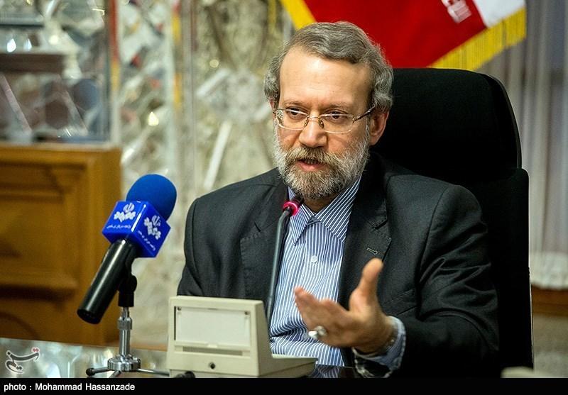 مراسم افطاری ایتام و نخبگان علمی کمیته امداد با علی لاریجانی رئیس مجلس شورای اسلامی