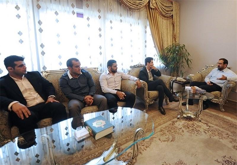 عباسی: مدال آوران المپیک نخبگان ورزش ایران هستند