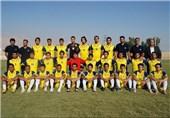 تلاش تیم فوتبال نفت گچساران برای رسیدن به صدر جدول