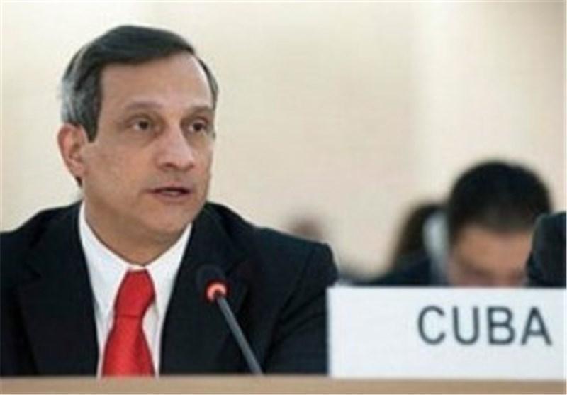 کوبا تلاش ناتو برای دخالت نظامی در سوریه را محکوم کرد