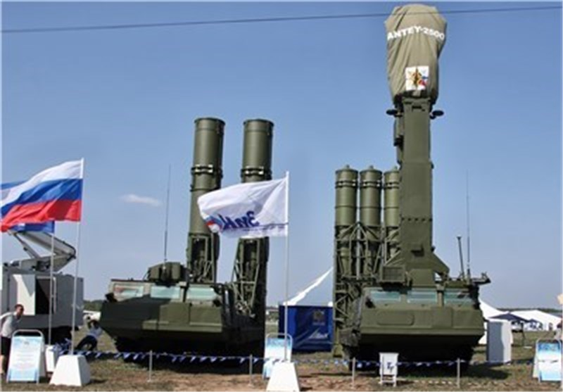 Russia to Deploy Three S-400 Air Defense Regiments in 2014