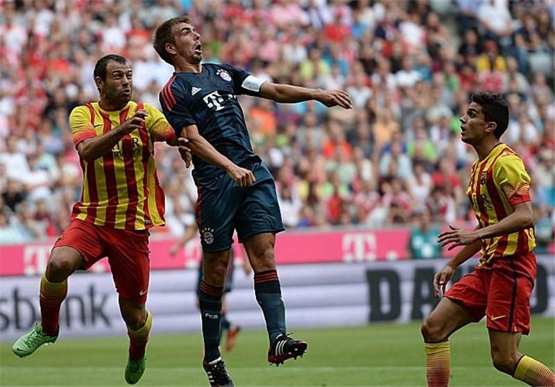 بایرن مونیخ از سد بارسلونا گذشت/ پیروزی پپ مقابل یاران سابقش