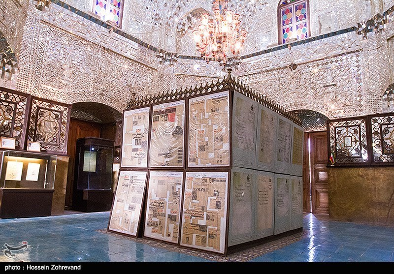 Hariri House: A Beautiful Museum in Iran's Tabriz