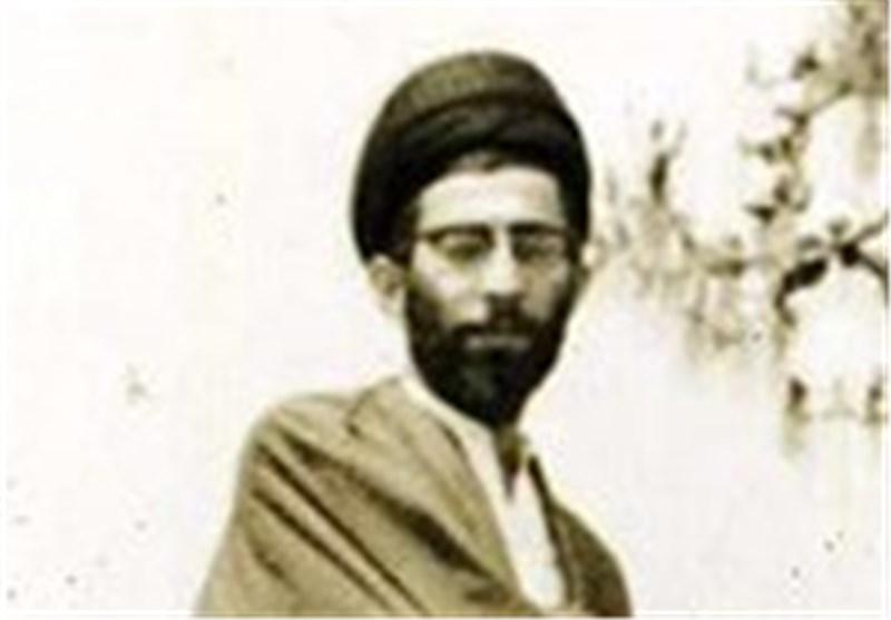 عکس امام خمینی خامنه ای