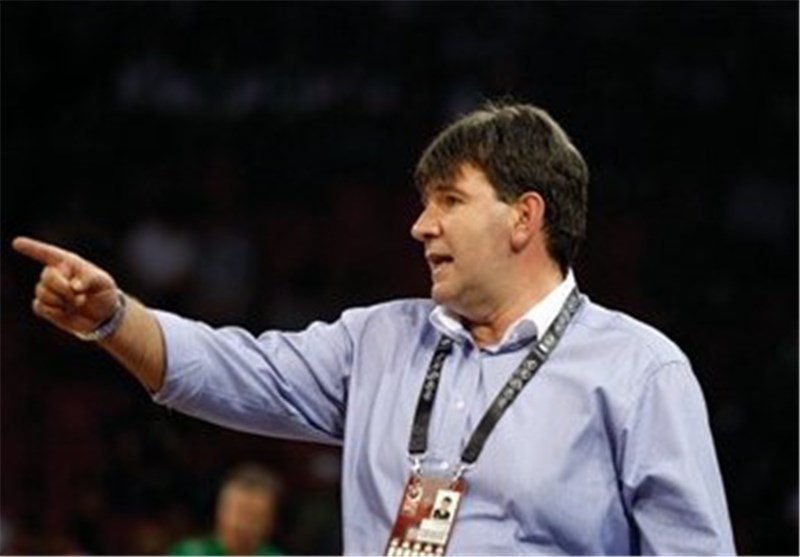 Iran's Coach Optimistic about Successful Record in FIBA World Cup
