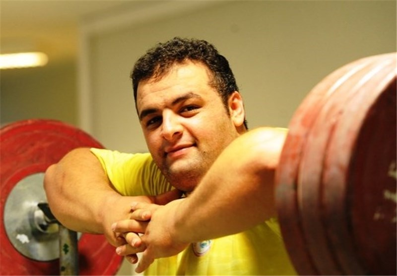 Anoushiravani Named Iran Junior Weightlifting Coach