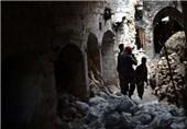 هتک حرمت مرقدعماریاسر و اویس قرنی در سوریه+فیلم