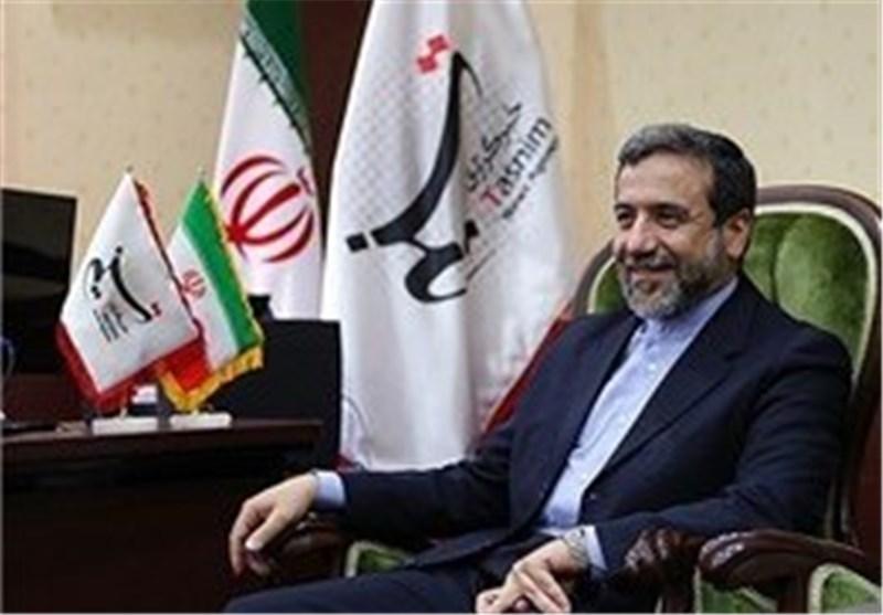 عراقچی: برگزاری دیدار ایران و 1+5 در اوایل فوریه را رد نمیکنم