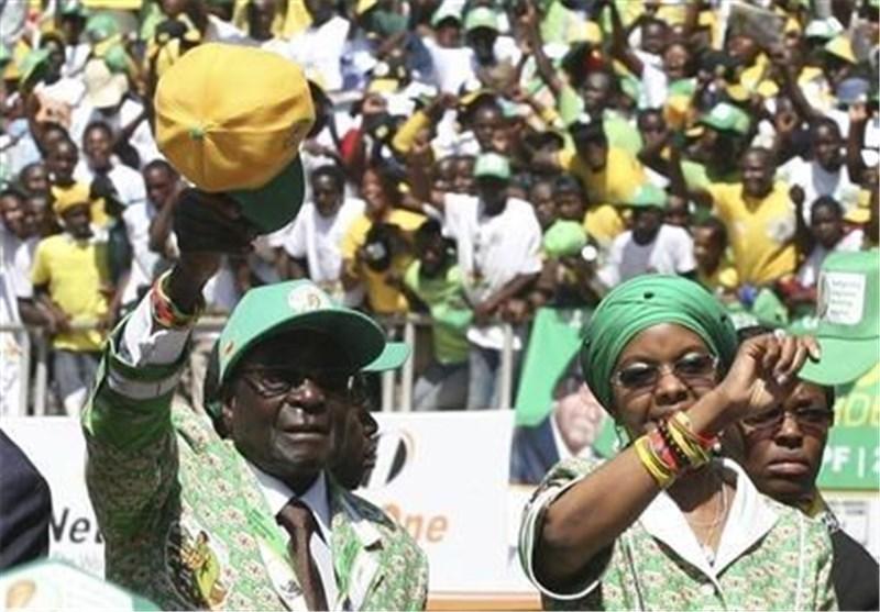 Mugabe Declared Winner of Elections in Zimbabwe