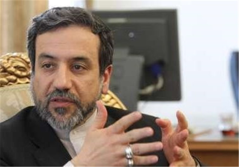عراقجی : اجتماع الیوم مع مجموعة 5+1 لیس صوریاً أو رمزیاً