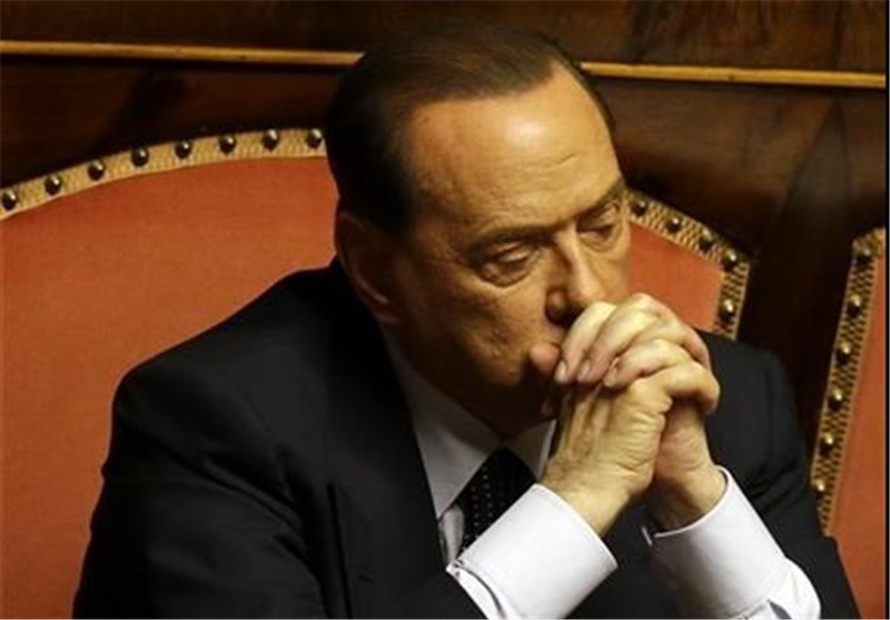 Italy's Berlusconi Struggles to Keep Party United