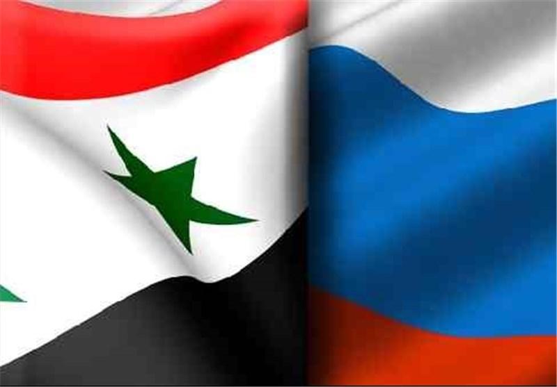 سوریه روسیه