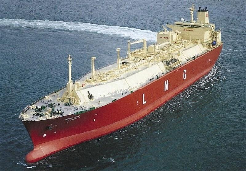 شرکت ملی نفتکش ایران ناوگان حمل ال ان جی تشکیل میدهد