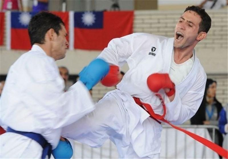 تیم کاراته آذربایجان غربی نماینده ایران در تورنمنت امارات