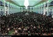 مراسم احیای شب قدر در مصلی تبریز