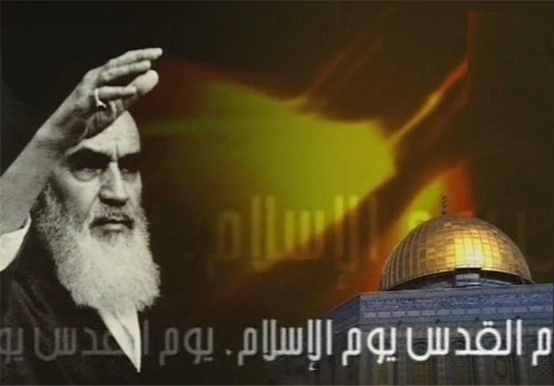 الشعب الباکستانی المسلم یستجیب لنداء الامام الخمینی لتخلید یوم القدس العالمی