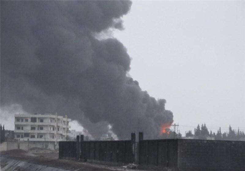 19 کشته در حمله خمپارهای به حمص سوریه