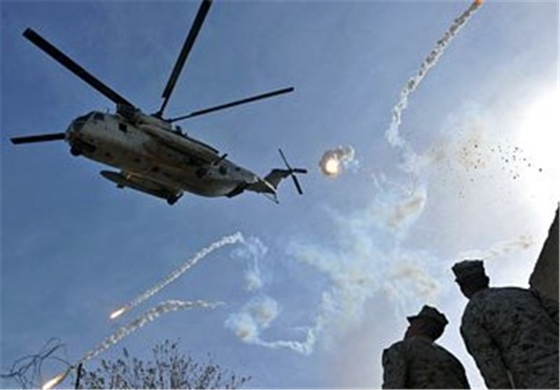 Afghan Helicopter Crash Kills ISAF Soldiers