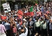 مسیرهای راهپیمایی روز قدس در همدان مشخص شد