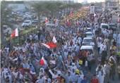 هزاران بحرینی در غرب منامه راهپیمایی کردند