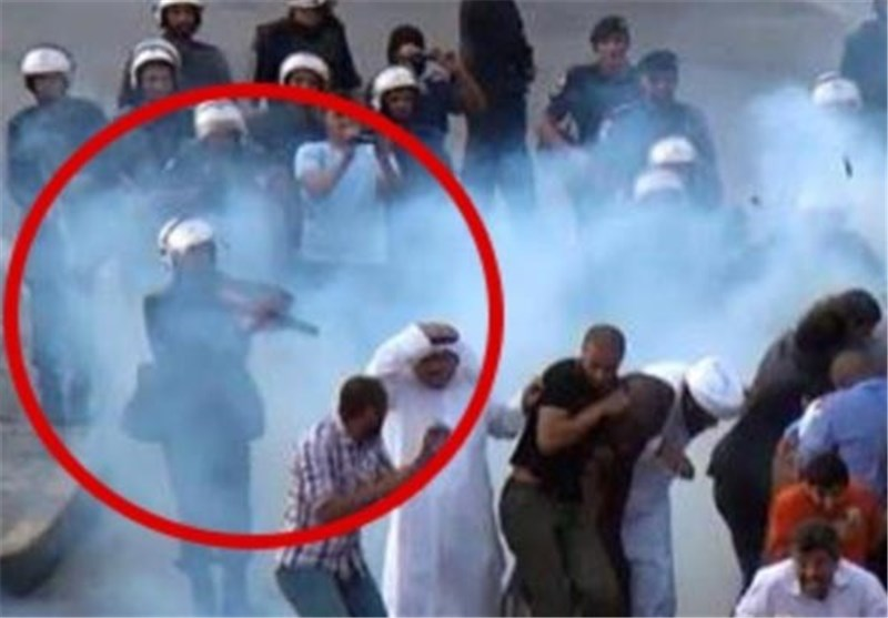 Report: Bahrain Suspected of Stockpiling Tear Gas