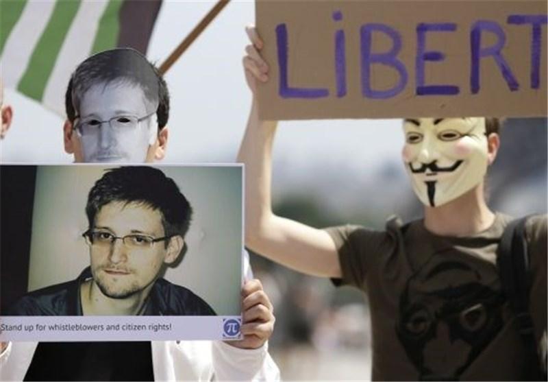 Snowden Bides for Political Asylum in Brazil