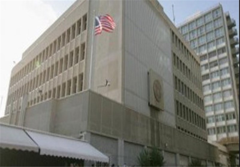 US Embassy in Israel Tells Workers to Stay Home