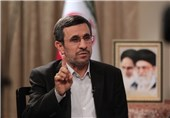 احمدینژاد: اگر بخواهیم طور دیگری از سوریه پشتیبانی کنیم، واهمهای از قدرتها نداریم