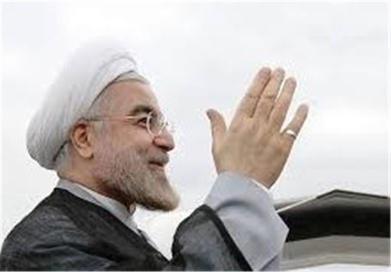 Iran's Rouhani Underlines Close Ties with Armenia