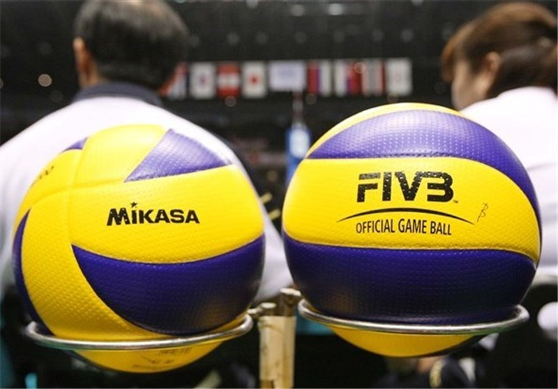 Iranian National Volleyball Team to Attend Islamic Solidarity Games