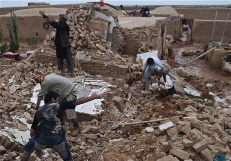 Flash Floods Batter Afghanistan, at least 22 Dead