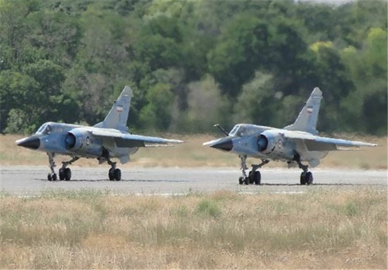 Iranian Air Force Successfully Overhauls Mirage Aircraft