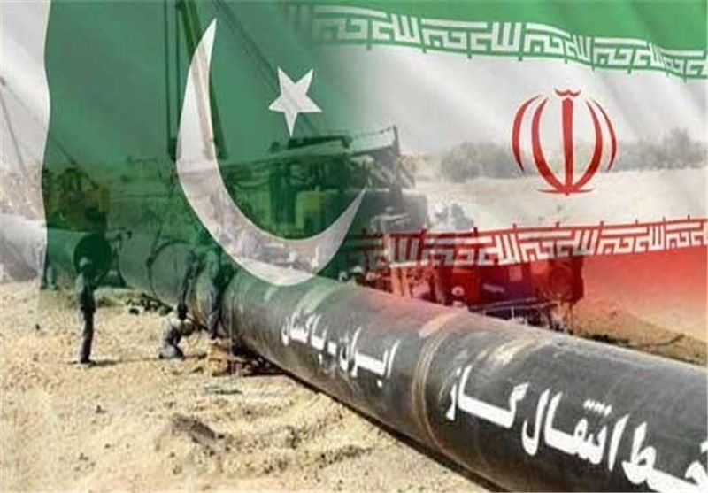 ایران از جریمه روزانه 3میلیون دلاری بابت تاخیر پاکستان در ساخت خط لوله گاز میگذرد؟