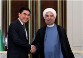 Iran, Turkmenistan Discuss Concerted Action against COVID-19