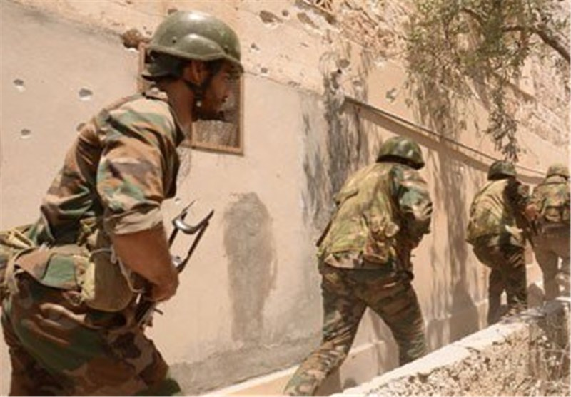 Syrian Army Cleans North of Dara'a from Terrorists