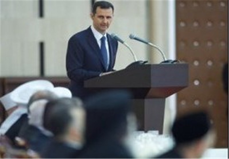 Assad Rejects Chemical Weapons Allegations, Warns US against Attack